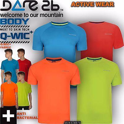 Dare2b Endgame Mens Quick Drying Lightweight T-Shirt