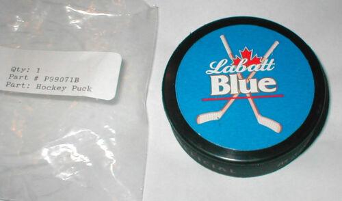 Brand New Promotional Labatt/'s Blue Hockey Puck