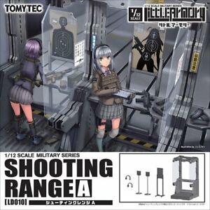 1/12 LD010 SHOOTING RANGE (A)  TOMYTEC    4543736285588