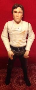 2005-Hasbro-Star-Wars-Han-Solo-Bespin-Outfit-Loose-Action-Figure