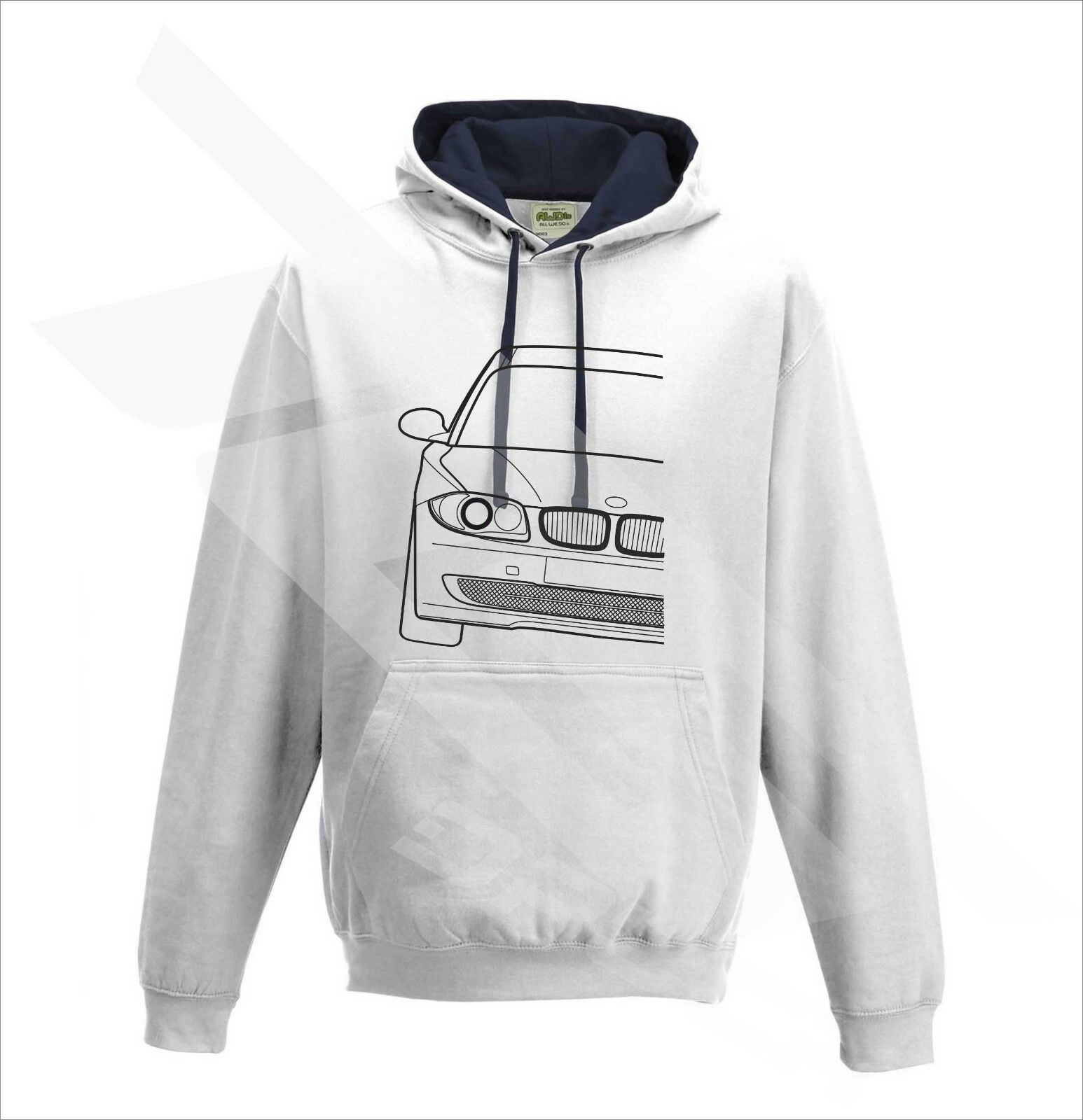 BMW 1er E81 Hoodie Pullover