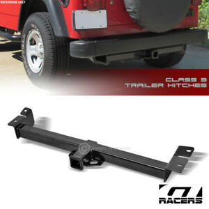 Image Is Loading Class 3 Trailer Hitch Receiver Rear Bumper Towing