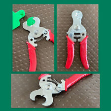 Cattle Ear Tag Remover Tool Removal Pliers Animal Goat Cow Sheep Pig Tag