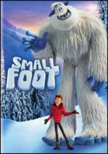 Smallfoot 2018 Widescreen Animated Dvd Small Foot For Sale Online Ebay
