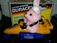 Collectable Vintage Racing Car Toy Bunny