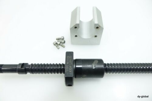 THK DIK1404-4+247L DK1404-4 Preload Ground Ball Screw //W made own support bearin
