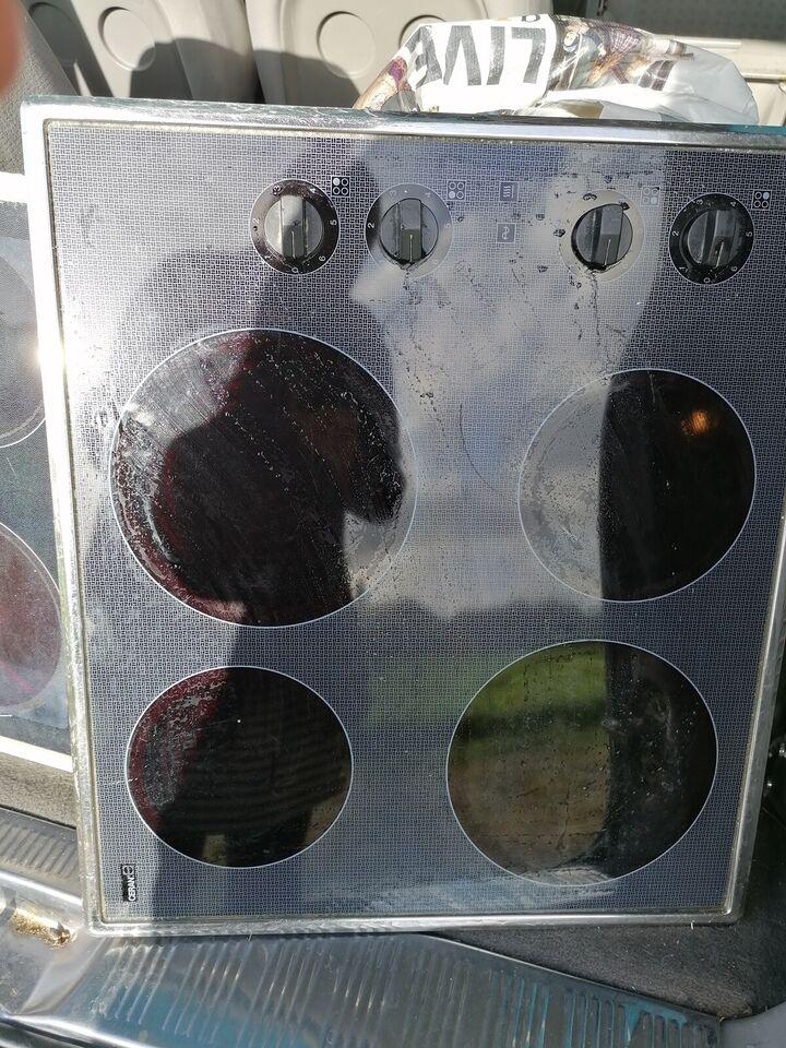 Glaskeramisk kogeplade, Beko, b: 60