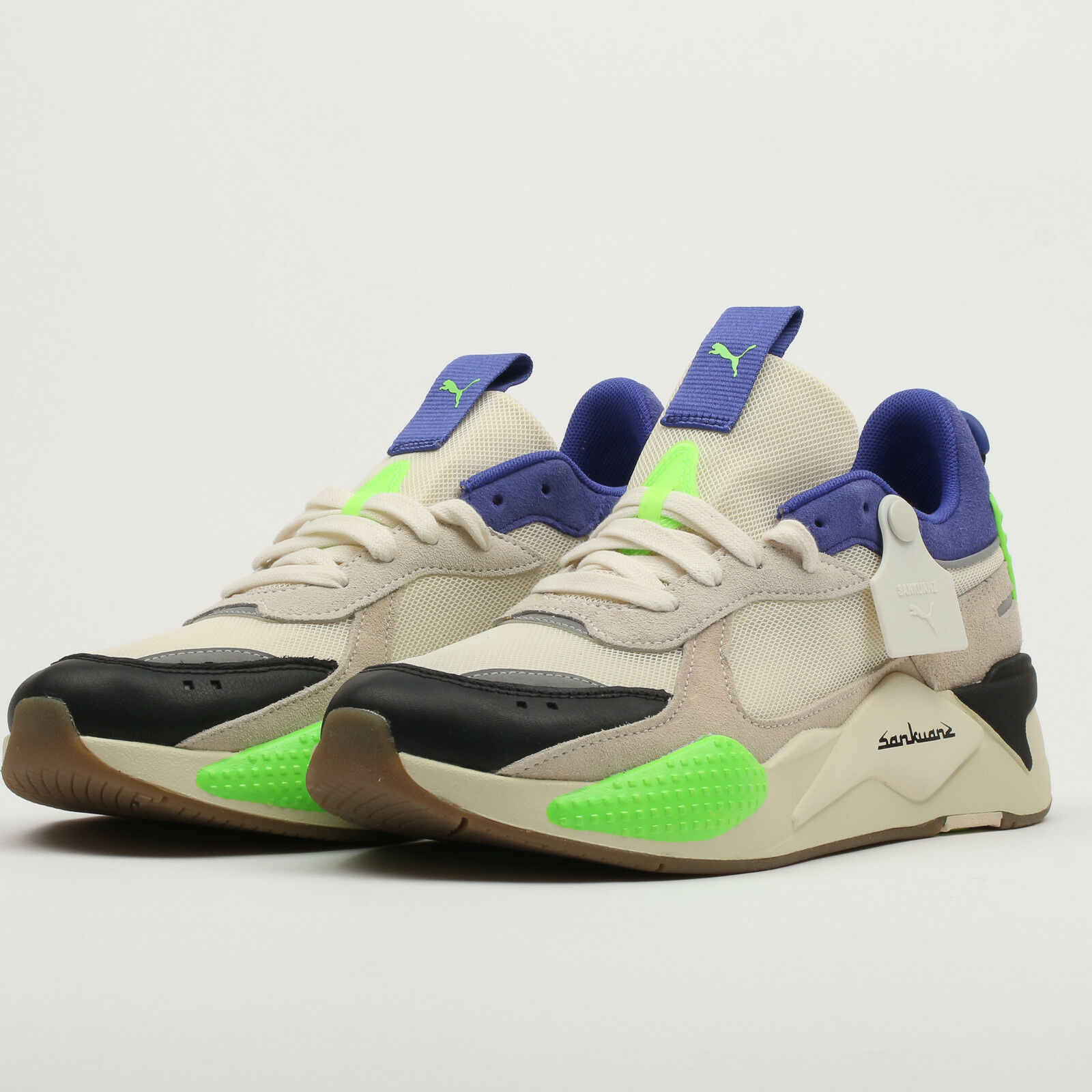 Puma RS-X Sankuanz cloud cream - royal Blau EU 41, Männer, Beige, 369610 01