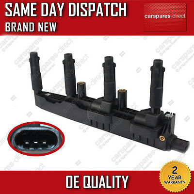 MERCEDES BENZ VANEO 1.6 1.9 2002 /> ON CASSETTE IGNITION COIL RAIL PACK 1501380