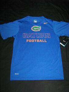 Nike Drifit Youth University Of Florida Gators Uf Football