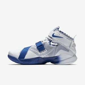 sneakers for cheap 44728 50e87 Nike MEN'S Lebron Soldier IX Premium UNIVERSITY OF KENTUCKY ...
