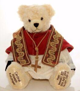 Hermann-SpielwarenTeddy-Bears-Pop-Benedict-XVL-Limited-Edition-No-231