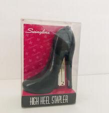 Swingline High Heel Stapler Girly Glam 20 Sheet Capacity Black New Amp Sealer