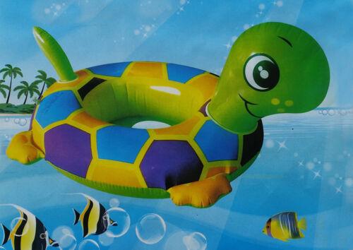 Kids Bambino Piscina Per Bambini Per Sedile del Nuoto Anello Galleggiante Barca con Ruota /& Corno UK