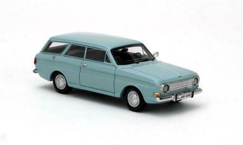 NEO Ford P6 12M Turnier 1966 1 43 44340