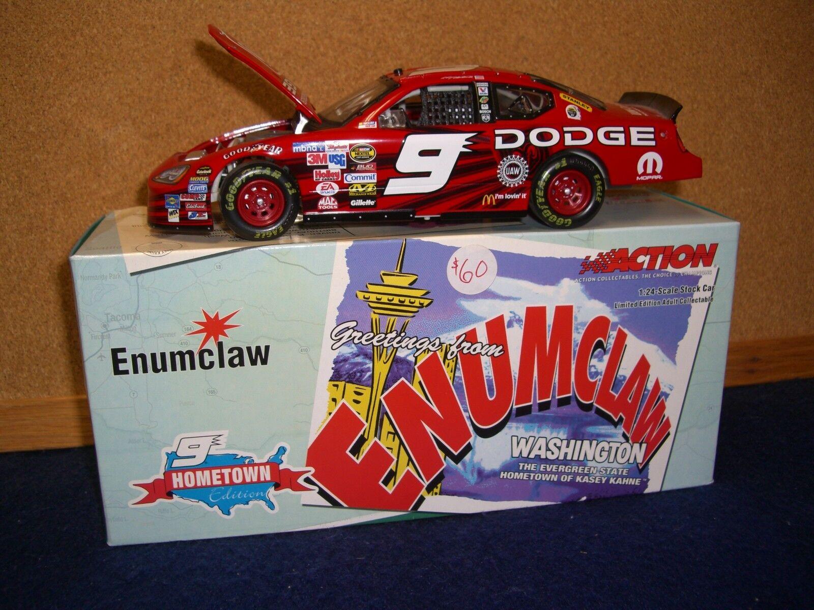 1 24 Action Nascar Kasey Kahne 2005 Dodge Charger Hometown