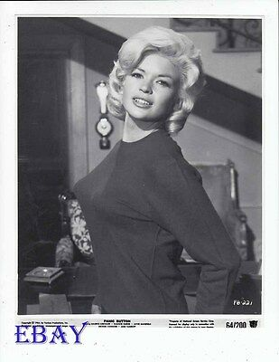 Jayne Mansfield rare printed photo size 4x5 inch 13x10cm  Foto #63