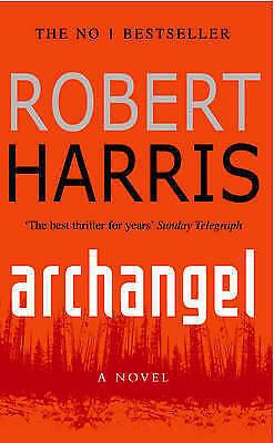 1 of 1 - Archangel, Harris, Robert, New Book