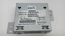 THB-3210XEL Original Nissan X-Trail Guide TV NAVI Tuner Controller THB 3210XEL