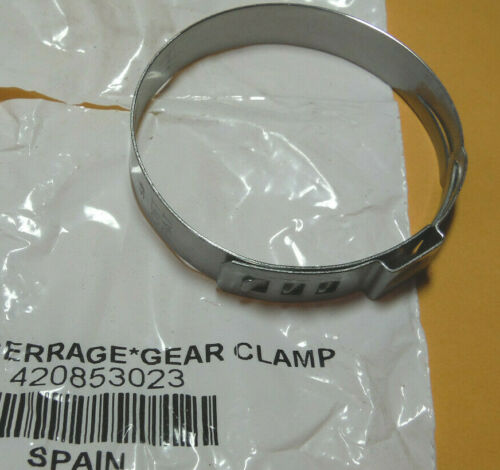 OEM SEADOO GTX SPORTSTER RXP RXT GTI CHALLENGER GEAR CLAMP 420853023 O65T-6