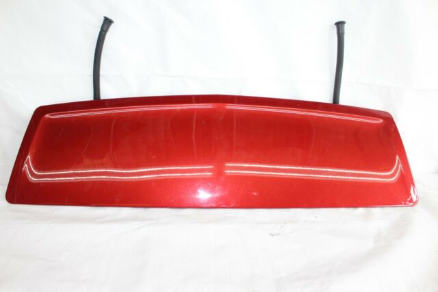 2007 Chrysler Crossfire  110 Convertible Rear Spoiler Wing Motor Assembly Red