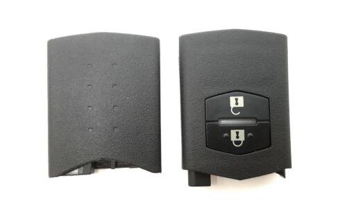 2Tasten Ersatz Klappschlüssel Gehäuse für Mazda 5 6 BT50 CX-5 CX-7 CX-9 RX8