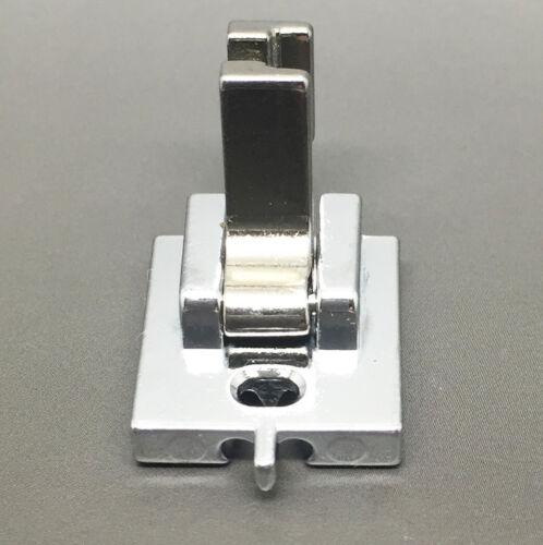 Zipper piede invisibile a scomparsa gambo basso per la maggior parte macchine da cucire
