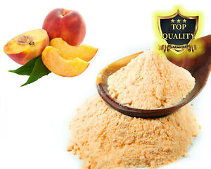 Freeze-Dried-Peach-Fruit-Powder-Juice-Lollies-Jelly-Shakes-Smoothies-Pudding