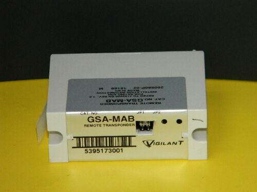 GE VIGILANT GSA-MAB CLASS A//B MODULE REMOTE TRANSPONDER