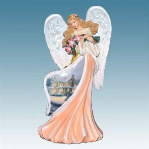 Starlight Angel  NIB  Item 0113322007 COA Thomas Kinkade Figurine