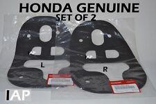 1996-2000 Honda Civic 3 Door Hatch CX DX Foam Tail Light Gaskets SET L&R GENUINE