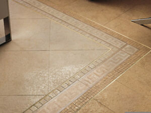 Domino fliesen versace palace stone oro bodenfliese