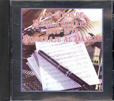 100 Años de Musica Cubana  1879-1979 HOMENAJE AL DANZON BRAND  NEW SEALED  CD