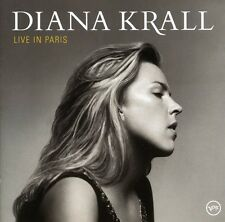 Diana Krall - Krall, Diana : Live in Paris [New CD] Bonus Track