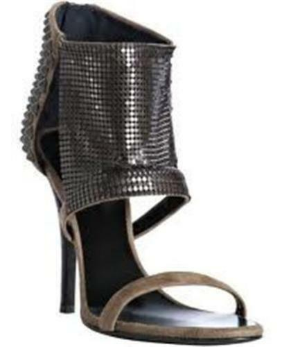 Balmain pumps sandalia zapato-gladiador look-– Top estado – NP 1.
