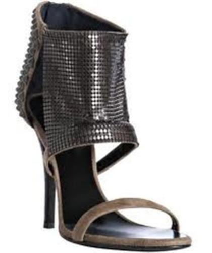 Balmain Pumps Sandale Schuh - Gladiator Look Top - Gr. 38 – Top Look Zustand – NP 1.050 84cd07