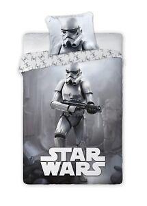 Star Wars Bed Linen 100 Cotton Duvet Cover 160x200 Pillowcase