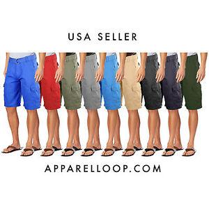 mens cargo shorts best