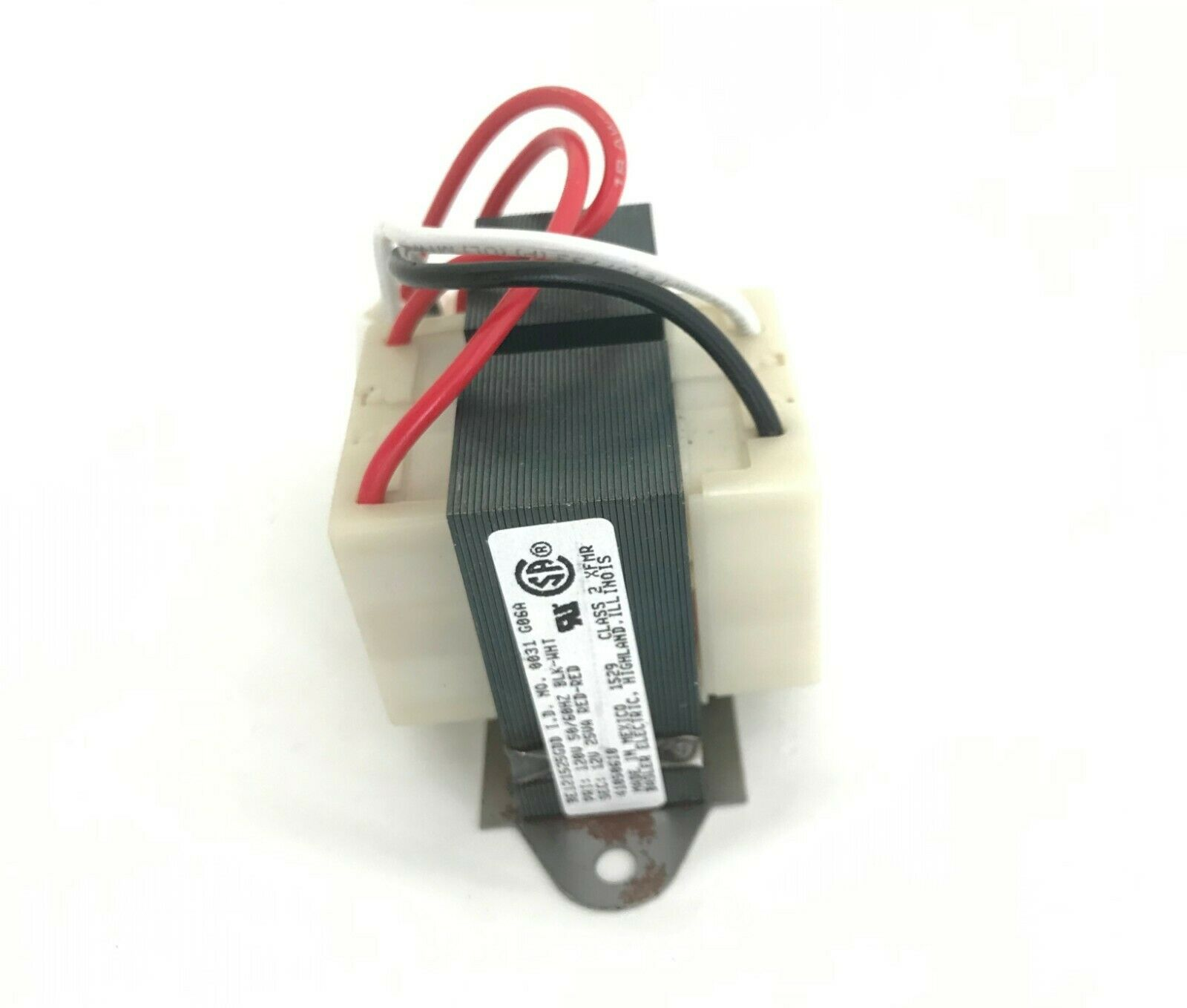60001027 Maytag//JennAir transformer for ice machine