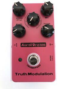 New-Aural-Dream-Truth-Modulation-Digital-Guitar-Effect-Pedal