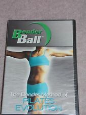 Bender Ball Bender Method of PILATES EVOLUTION Dvd New Sealed