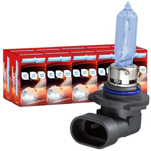 10x HB3 Xenon Look XENOHYPE Ultra Halogenlampe 12V 60 Watt 9005 P20d