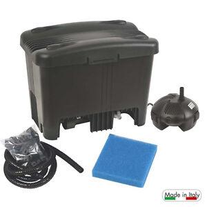filtro laghetto piscina depuratore acqua sterilizzatore