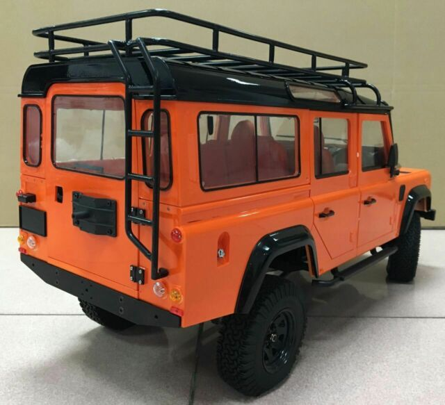 1/10 Hand Made Metal Roof Rack For D110 Land Rover