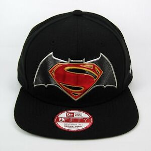 09f717f7615ff New Era Men s Batman v Superman  Dawn of Justice 950 Snapback Cap ...