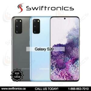 Brand New Samsung Galaxy S20 | S20+  Factory Unlocked Canada Preview