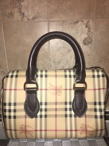 a78fdf0cc6c0 Image is loading Authentic-Burberry-handbag-in-excellent-condition