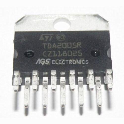 Tda 2005m Integrated Circuit Tda2005m