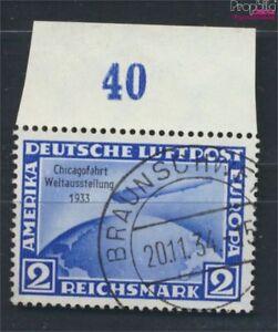 Deutsches-Reich-497-geprueft-gestempelt-1933-Graf-Zeppelin-9063154