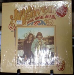 JOHN-DENVER-Back-Home-Again-ALBUM-Released-1974-Vinyl-Record-Collection-US-pres